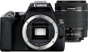 фотоаппарат Canon EOS 250D + obiektyw 18-55mm DC III