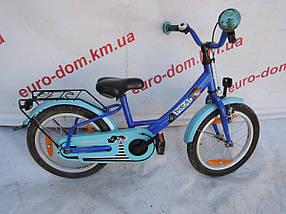 Детский велосипед Pirat 16 колеса