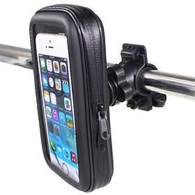 """Велосипедний тримач для смартфонів до 6.3"""""""
