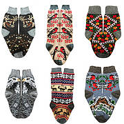 Носки из ангоры