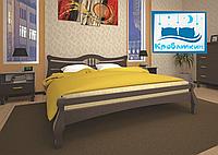 Кровать Корона-1 90х190см Тис