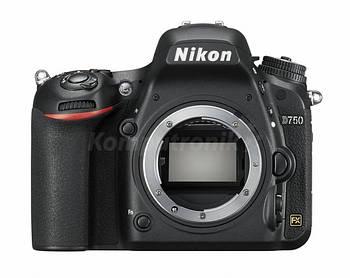 фотоаппарат Nikon D750 - korpus