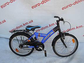 Детский велосипед Pegasus 16 колеса