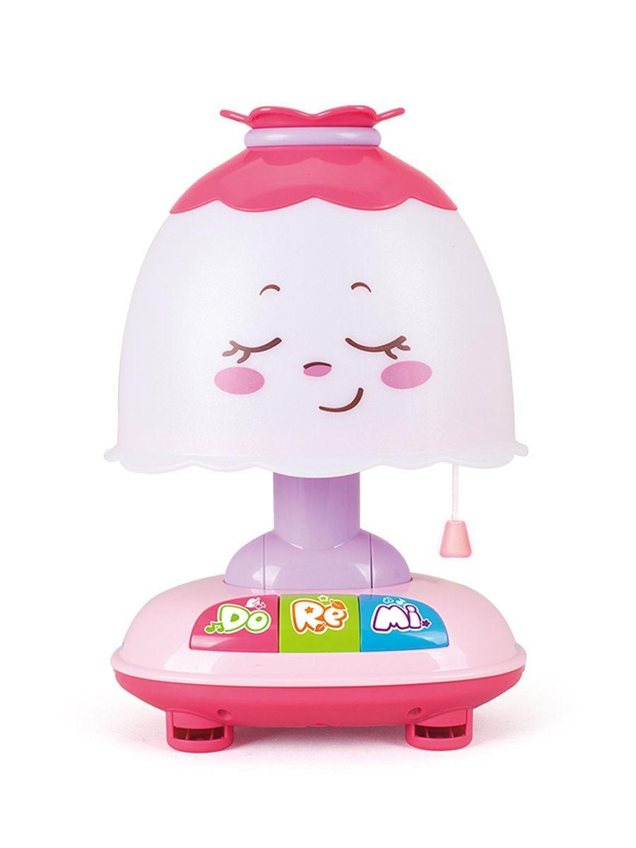 Детская интерактивная лампа-ночник  Hola Toys 1107