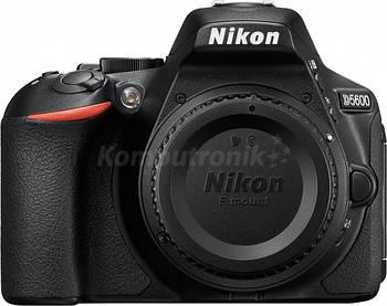 фотоаппарат Nikon D5600 - korpus