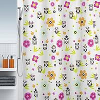 Шторка для ванной «Panda Life»