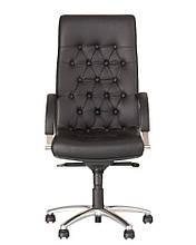 Кресло руководителя FIDEL (Фидель) lux steel MPD AL68