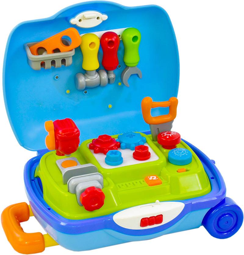 Игровой набор Чемоданчик с инструментами Hola Toys 3106