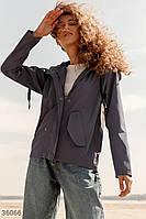 Стильная куртка с удлиненной спиной S,M,L