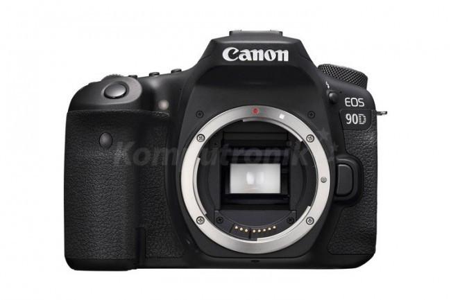 фотоаппарат Canon EOS 90D korpus