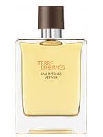 Hermes Terre d'Hermes Eau Intense Vetiver парфюмированная вода 100 ml. Тестер Терра Гермес Еау Интенс Ветивер
