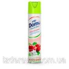 Освежитель воздуха Domo аэрозоль Яблочный аромат 300 мл