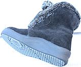 Ботинки женские зимние замшевые от производителя модель Ф118, фото 5