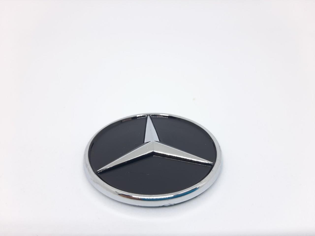 Эмблема логотип значок Mercedes-Benz на руль