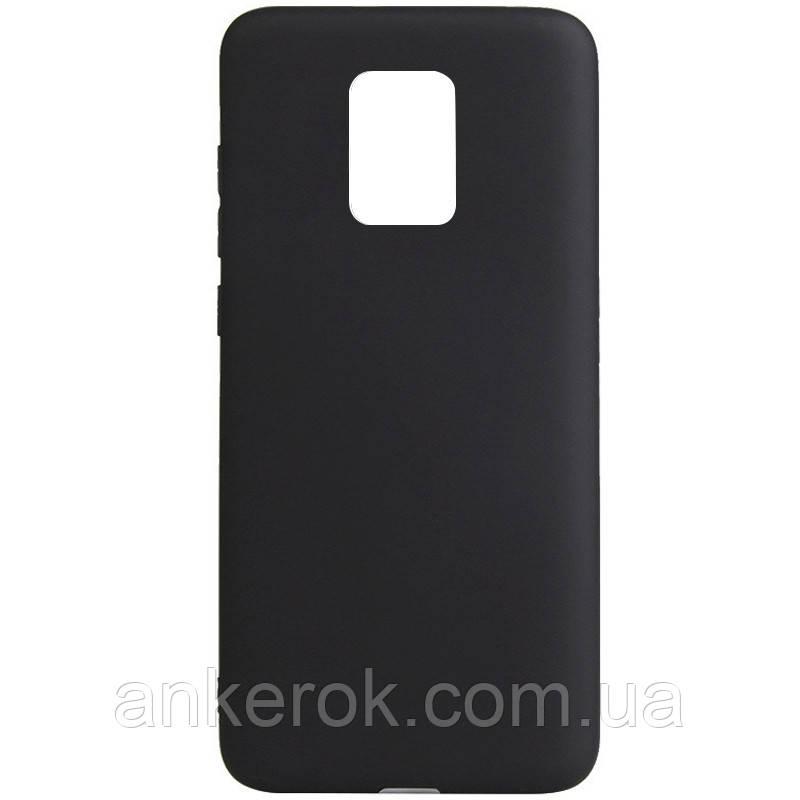TPU Чохол-бампер для Xiaomi Redmi Note 9 (Black)