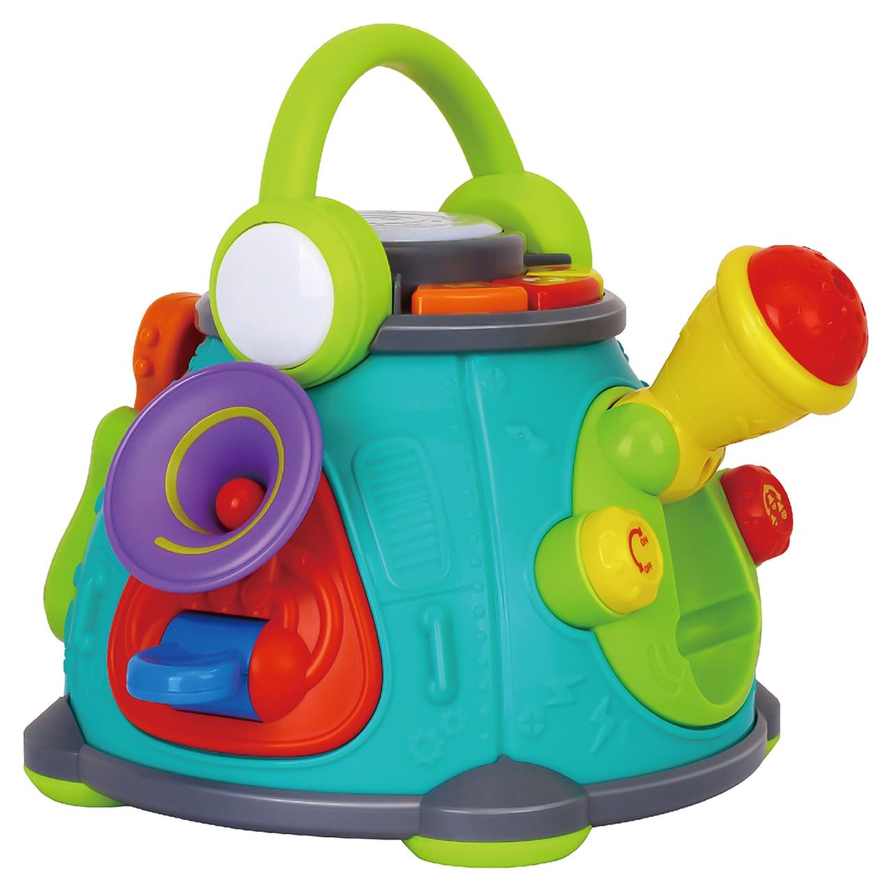 """Музыкальная игрушка """"Караоке"""" Hola Toys 3119"""