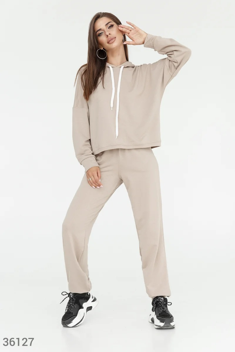 Oversize костюм в спортивном стиле S,M,L,XL