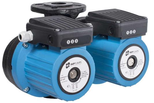 Насос циркуляционный с мокрым ротором IMP Pumps GHNMDbasic II 50-70 F
