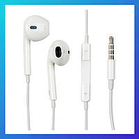 Наушники с микрофоном в стиле Apple EarPоds