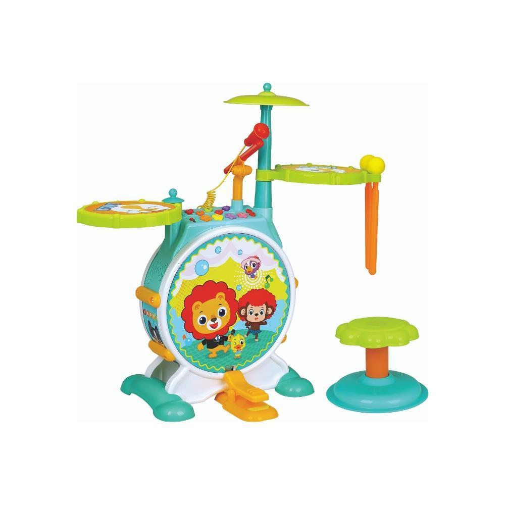 """Музыкальная игрушка """"Барабанная установка"""" Hola Toys 3130"""