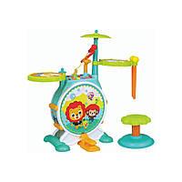 """Музыкальная игрушка """"Барабанная установка"""" Hola Toys 3130, фото 1"""