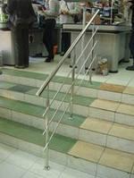 Ограждения балконов и балюстрад из нержавеющей стали