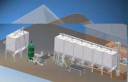 Установки для производства комбикорма от 1 до 7 т/час