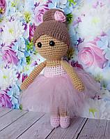Кукла, Вязаная кукла, вязаная игрушка, мягкая кукла, ручная работа