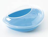 Купалка Savic  Chinchilla Bath для шиншилл,  пластик, 23х23х15 см