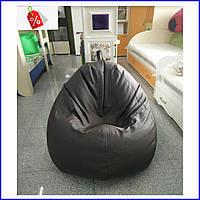 Бескаркасное кресло стандарт мешок груша Овал Оксфорд Стронг 140*110 см ( рост до 195 см)