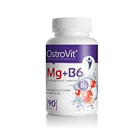 Витамины OstroVit MG+B6 ( MAGNEZ + VITAMIN B6 ) 90tab
