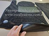 Композитные коврики в салон Infiniti S51 (FX35, QX70) с 2008 г., фото 2