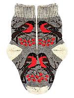 Носки женские вязаные из шерсти