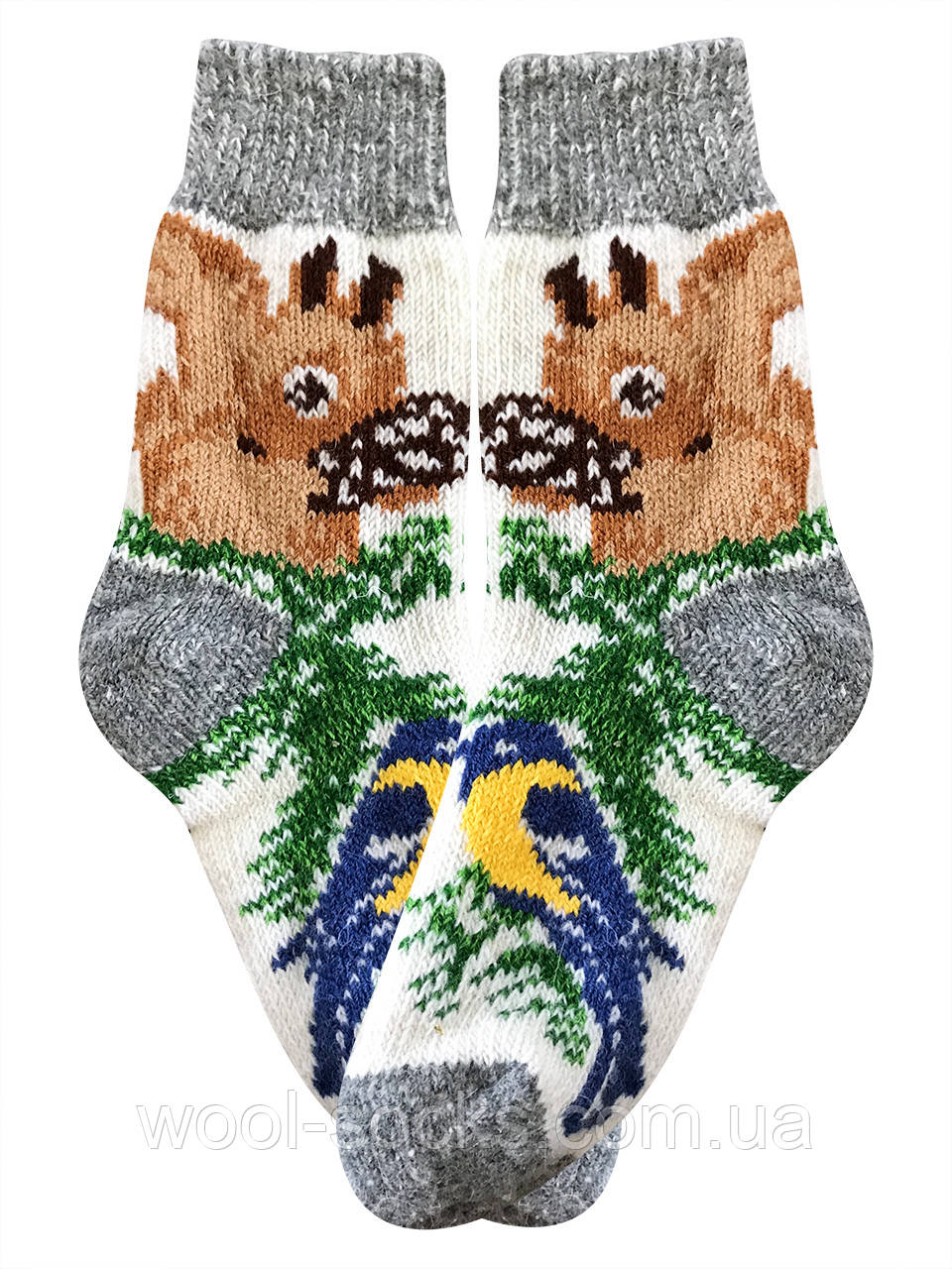 В'язані шкарпетки жіночі