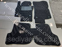 Композитные коврики в салон Audi A3 с 2012 г. (Avto-tex)