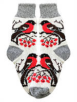Шерстяные носки женские, фото 1