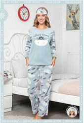Женская флисовая пижама Ayfer Polat Yildiz