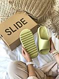 Тапки / Шлепанцы Adidas Yeezy Slide Resin, фото 4