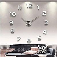 Часы настенные 3D Diy средние
