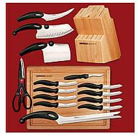 Набор профессиональных ножей Miracle Blade World Class 13 шт