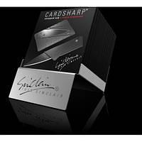 Нож CardSharp раскладной Кредитка Визитка Оригинал!