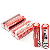 Аккумулятор UltraFire 18650 3,7V 3000мАч Li-ion, фото 2