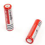 Аккумулятор UltraFire 18650 3,7V 3000мАч Li-ion, фото 3