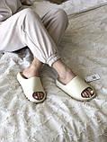 Тапки / Шльопанці Adidas Yeezy Slide Bone, фото 2