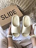Тапки / Шльопанці Adidas Yeezy Slide Bone, фото 3
