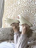 Тапки / Шльопанці Adidas Yeezy Slide Bone, фото 6