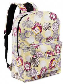 Рюкзак женский Pack Paris Yellow
