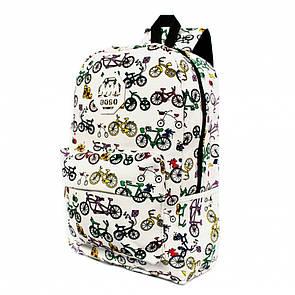 Рюкзак жіночий MM 8091 White