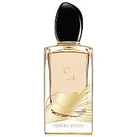 Giorgio Armani Si Golden Bow Limited Edition парфюмированная вода 100 ml. (Тестер Армани Си Голден Бов)