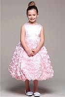 Сладкое блестящее платье на выпускной в детском саду  2-10 лет(3 цвета)